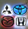 SMD эмблема HONDA New FIT/Juzz красный цвет