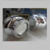 Биксеноновые линзы G3 неон ангел глаз+LED (J-POWER) H1/H7 5000