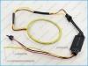 Светодиодный ангельский глаз LX LASER LED D (двухцветные)