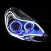 Фары светодиодные KS-45FL трубчатые гибкие белые (СОВ диод 45см)