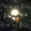 Светодиод 3528 1-чип WARM WHITE ТЕПЛО БЕЛЫЙ 3800К