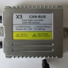 Блок розжига LX X3 CAN-BUS SLIM 9-16В  c блоком обманки